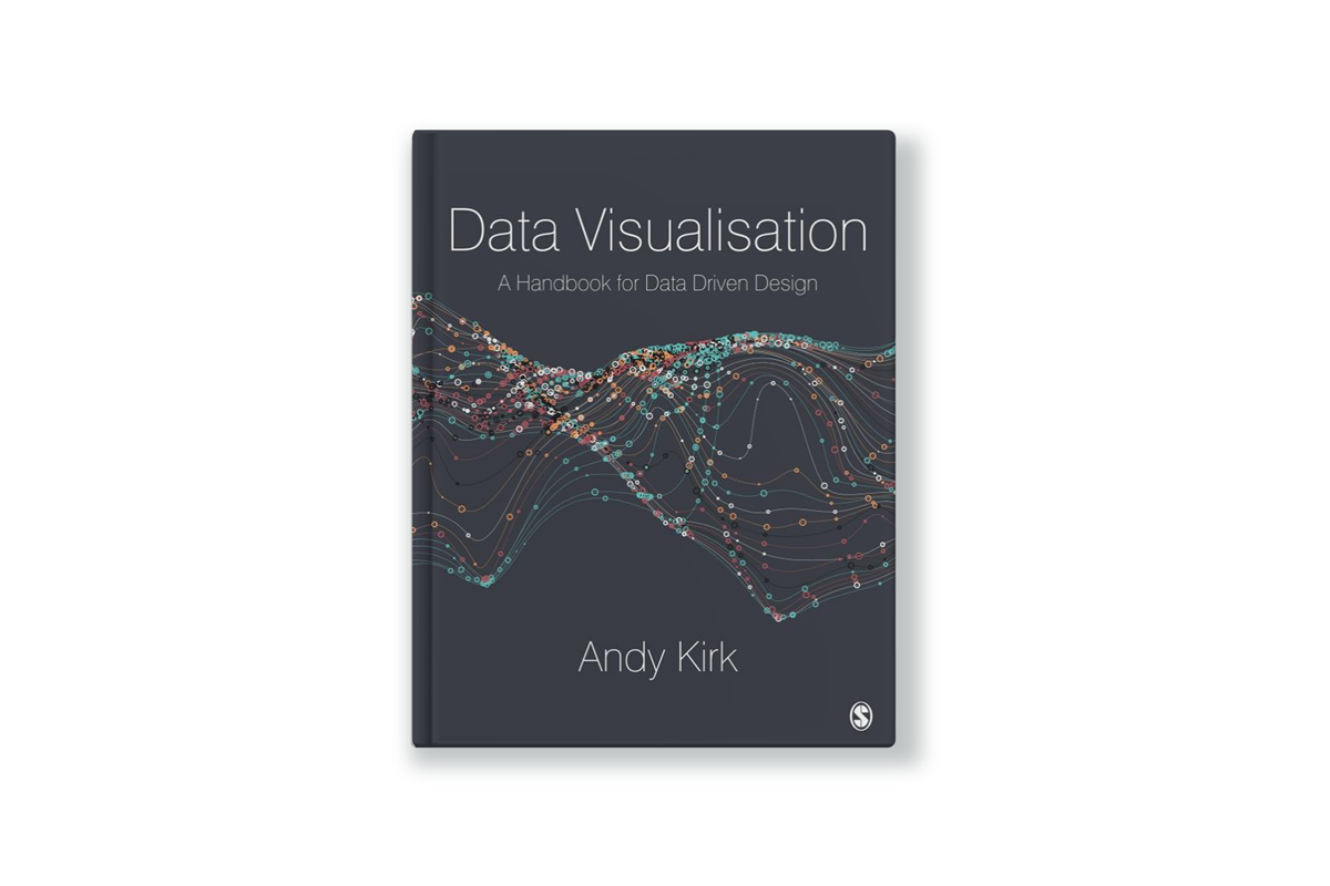 "Книга ""Data Visualisation: A Handbook for Data Driven Design"" Энди Кирка"